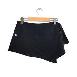 Lululemon Mini Skirt Swim Cover-Up Bottom